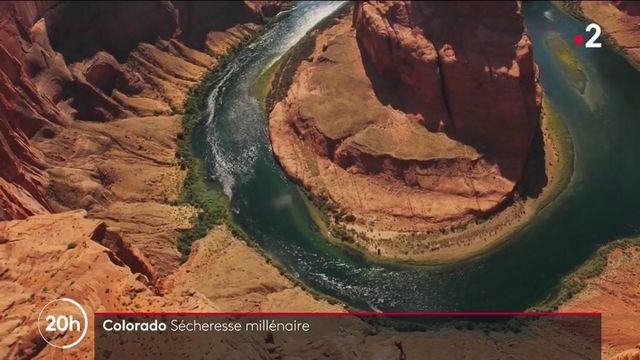 États-Unis : le Colorado frappé par une sécheresse historique