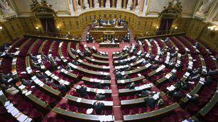 Onze sénateurs de gauche ont déposé une proposition de loi pour repousser l'application du non-cumul des mandats. (JOEL SAGET / AFP)