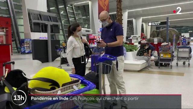 Covid-19 : en Inde, des entreprises françaises obligent leurs salariés à quitter le pays