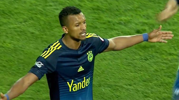 Nani n'a rien perdu de son talent à Fenerbahçe