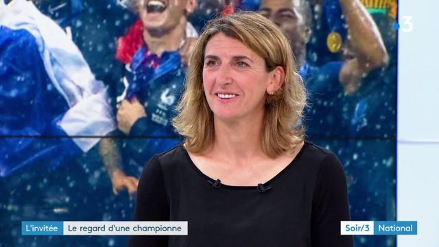 "Coupe du monde : Marinette Pichon salue ""l'audace"" de Didier Deschamps"