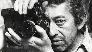 Serge Gainsbourg photographié par Pierre Terrasson.  (Pierre Terrasson)