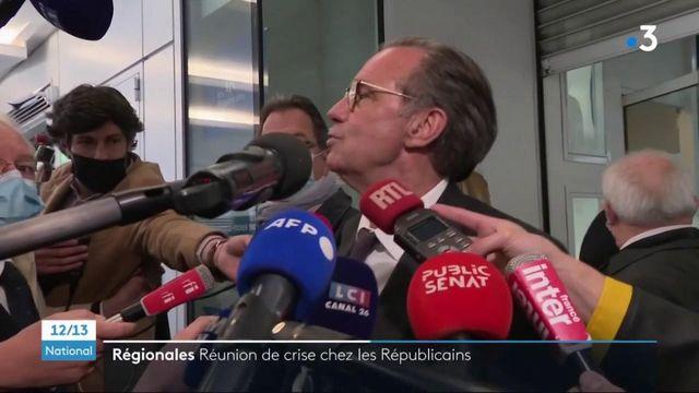 Régionales en PACA : une réunion de crise organisée chez Les Républicains sur le cas de Renaud Muselier