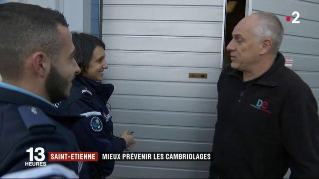 Saint-Etienne : mieux prévenir les cambriolages