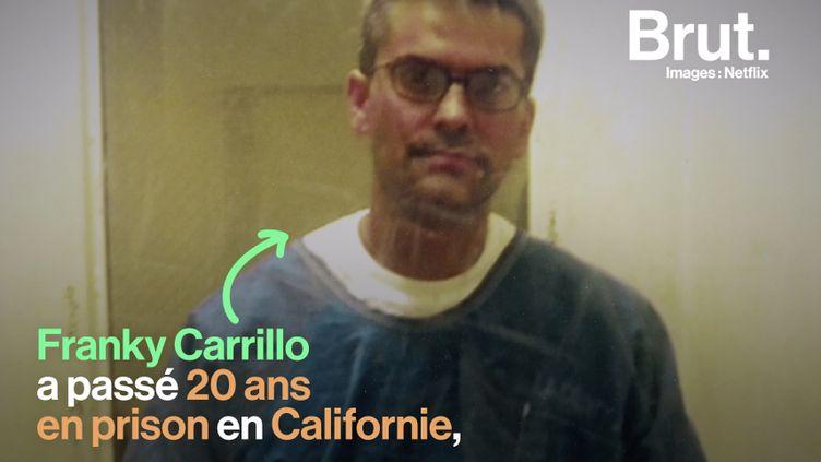 VIDEO. Franky Carrillo a passé 20 ans en prison pour un meurtre qu'il n'a pas commis (BRUT)