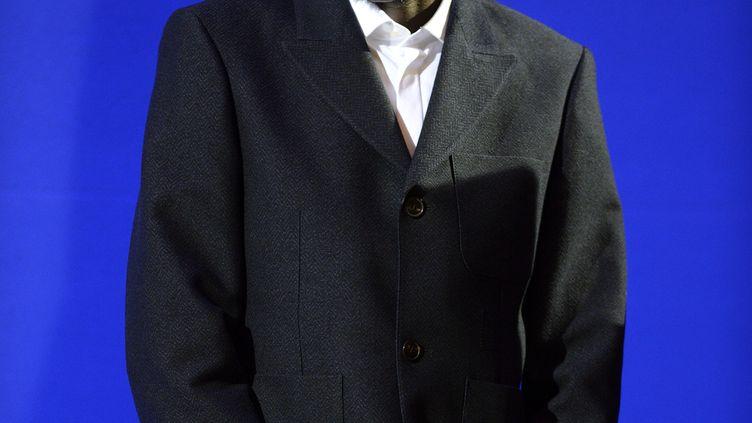 Lassana Bathily reçoit la nationalité française, le 20 janvier 2015, à Paris. (ERIC FEFERBERG / AFP)