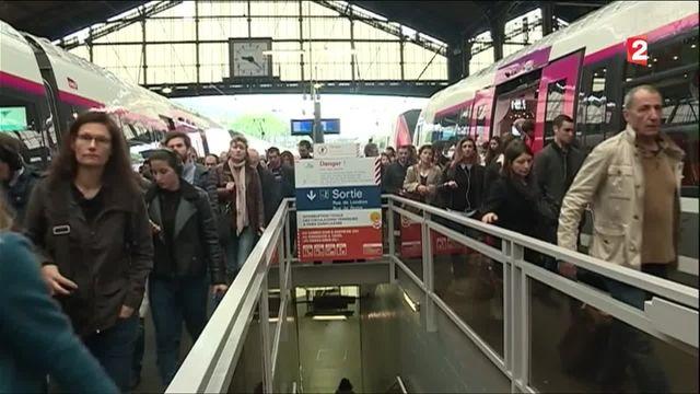 Loi Travail : à la SNCF, le trafic reste perturbé
