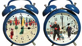 Le rituel du changement d'heure, deux fois par an, pourrait prendre fin. (MYCHELE DANIAU / AFP)