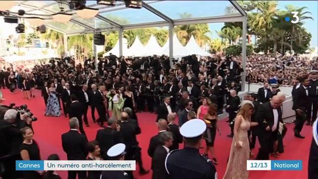 Festival de Cannes : un an après le scandale Weinstein, un numéro antiharcèlement mis en place