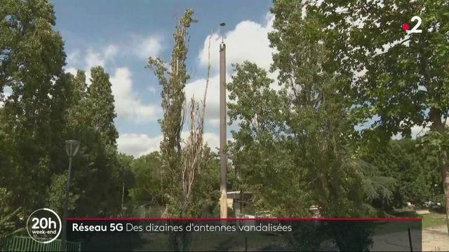 5G : les antennes relais prises pour cible