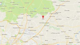 Othis (Seine-et-Marne). (GOOGLE MAPS)