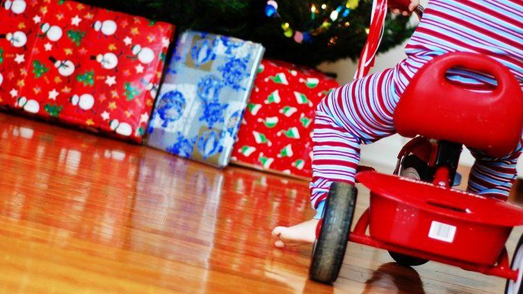 60% des enfants de 4 à 6 ans auraient envie d'une tablette tactile pour leur Noël 2012. (KATHY WOLFE / FLICKR / GETTY IMAGES)