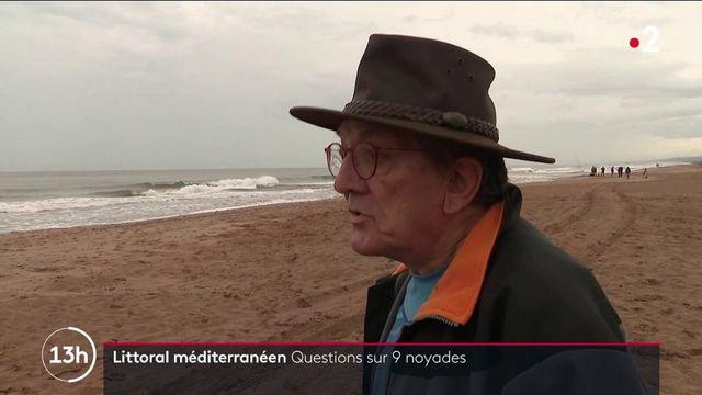 Méditerranée : neuf noyades en une journée, dont cinq dans l'Hérault