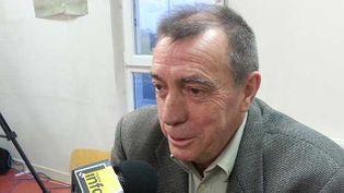 (Michel Dutruge, le maire de Dammartin-en-Goële © Radio France)
