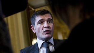 Le député UMP Benoist Apparu, le 25 novembre 2014 à l'Assemblée nationale. (CITIZENSIDE / AURÉLIEN MORISSARD / AFP)