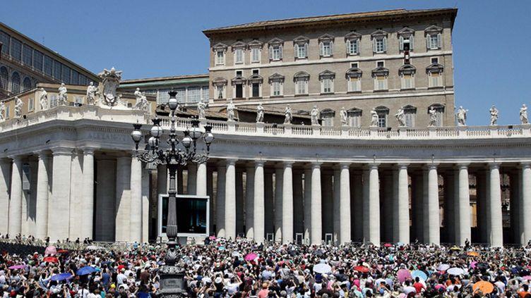 (Premier procès d'un prélat au Vatican pour pédophilie le 11 juillet © MaxPPP)