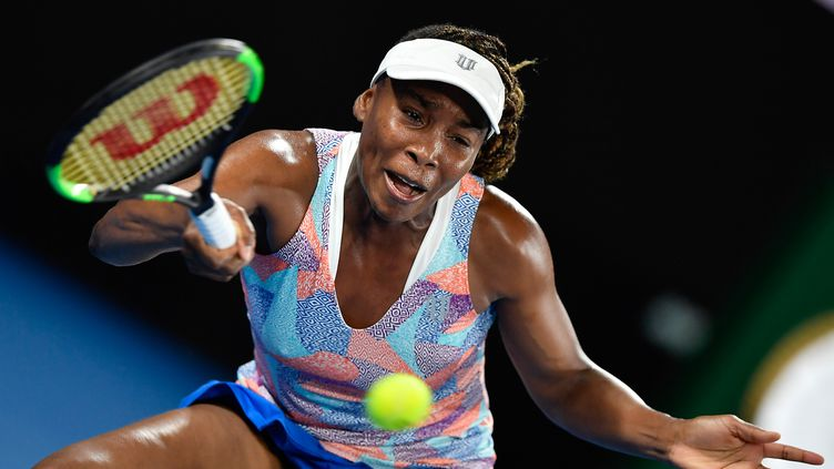 Venus Williams (GREG WOOD / AFP)