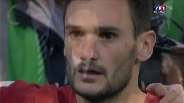"""VIDEO. Anglettere-France : Wembley chante en chœur la """"Marseillaise"""" en hommage aux victimes des attentats"""