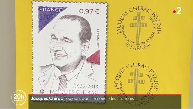 Un an après sa mort, Jacques Chirac demeure dans le cœur des Français