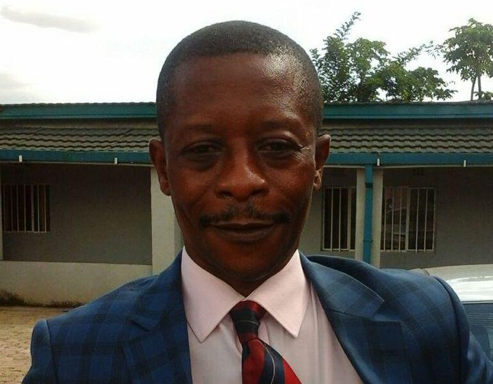Jean-Claude Katende est avocat et activiste congolais des droits de l'Homme. Le président de l'Asadho accuse le gouvernement d'avoir tué une partie de sa population du Kasaï. (Photo/Asadho)