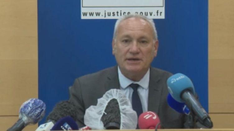Capture écran procureur Bayonne (France 3)