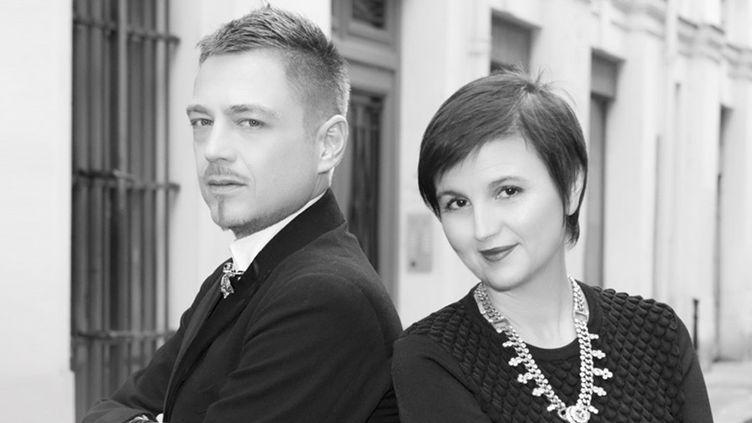Yassen Samouilov et Livia Stoianova, le duo créatif de la marque On Aura Tout Vu  (Olesya Okuneva)