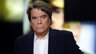 Bernard Tapie, le 10 juillet 2013 à Paris. (FRED DUFOUR / AFP)
