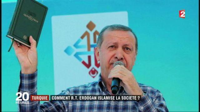Turquie : comment Erdoğan islamise la société
