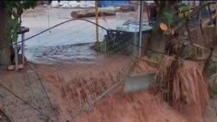 Ouragan Ianos : un bilan provisoire de deux morts en Grèce (FRANCE 2)
