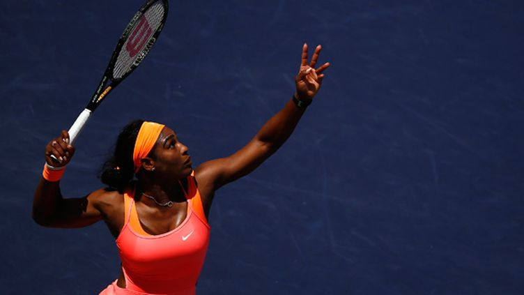 Serena Williams (JULIAN FINNEY / GETTY IMAGES NORTH AMERICA)