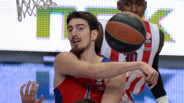 Le joueur du CSKA Moscou, Nando de Colo (ALEXANDER VILF / RIA NOVOSTI)
