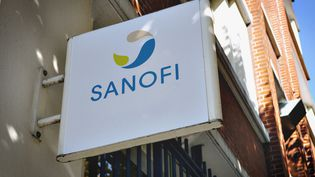 Un laboratoire Sanofi à Maisons-Alfort (Val-de-Marne). (IMAGE POINT FR / BSIP / AFP)