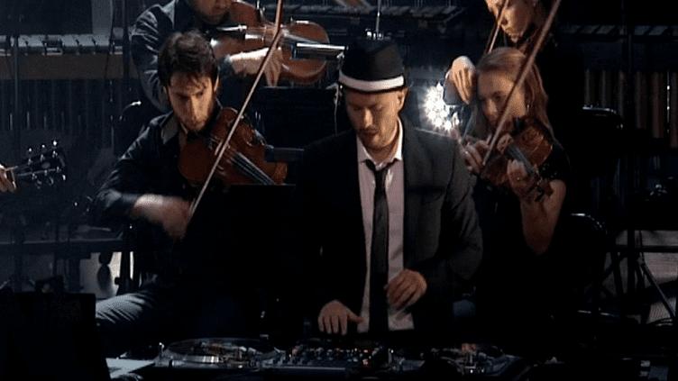 Un projet unique avec 40 musiciens du Conservatoire de Lille et 17 choristes  (France 3 Culturebox)