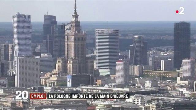 Pologne : nouvel eldorado pour les demandeur d'emploi étrangers