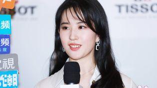 L'actrice Liu Yifei, le 8 mars 2019 à Shanghaï (Chine). (VCG / VISUAL CHINA GROUP / GETTY IMAGES)