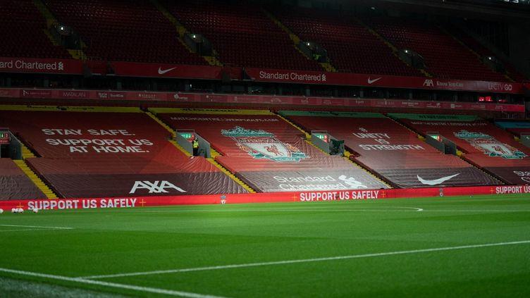 Le stade du Liverpool FC vide bientôt un mauvais souvenir ? (TERRY DONNELLY / COLORSPORT)