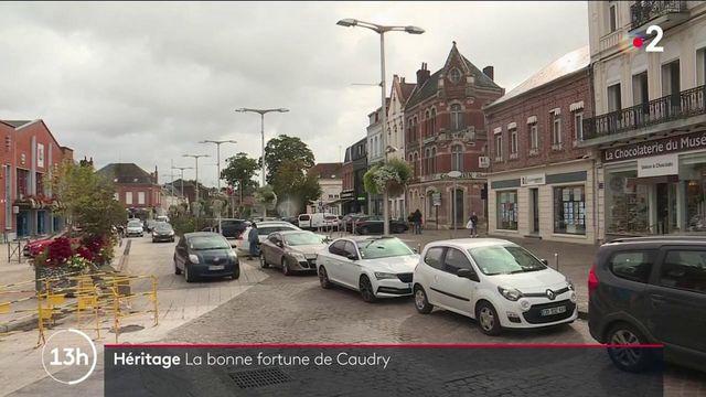 un luxueux héritage pour la commune de Caudry