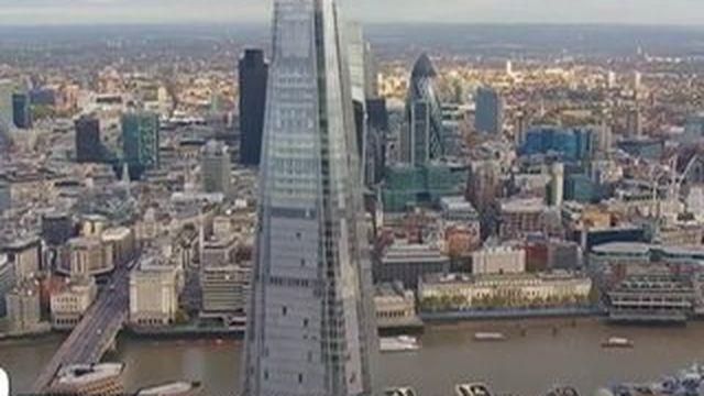 Construction de buildings : Londres veut conquérir le ciel