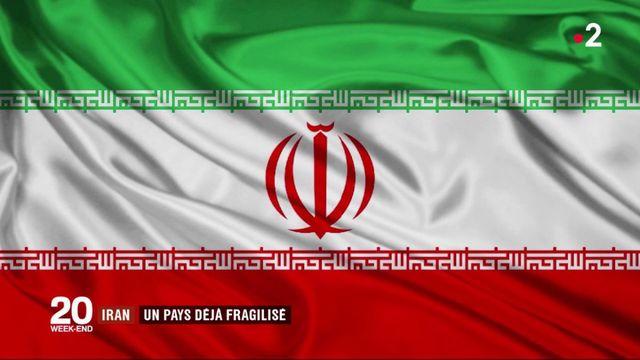 Iran : Donald Trump fragilise un pays déjà au bord du gouffre