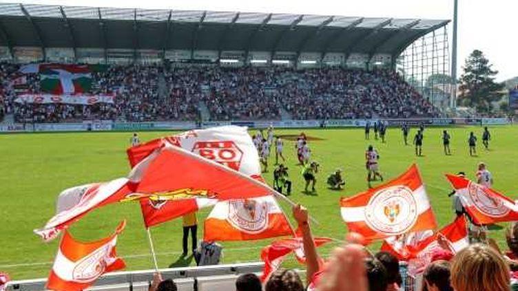Le Stade Aguilera, antre du Biarritz olympique