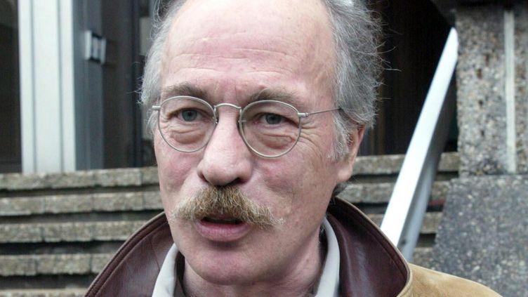 Ted Benoît en 2002.  (DERRICK CEYRAC / AFP)