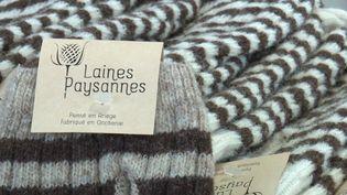 L'association ariégeoise Laines Paysannes met en valeur la laine de moutons d'élevages locaux ainsi qu'un savoir-faire occitan dans une filière laine en circuit court. (France 3)