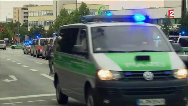 Allemagne : une fusillade dans un centre commercial à Munich