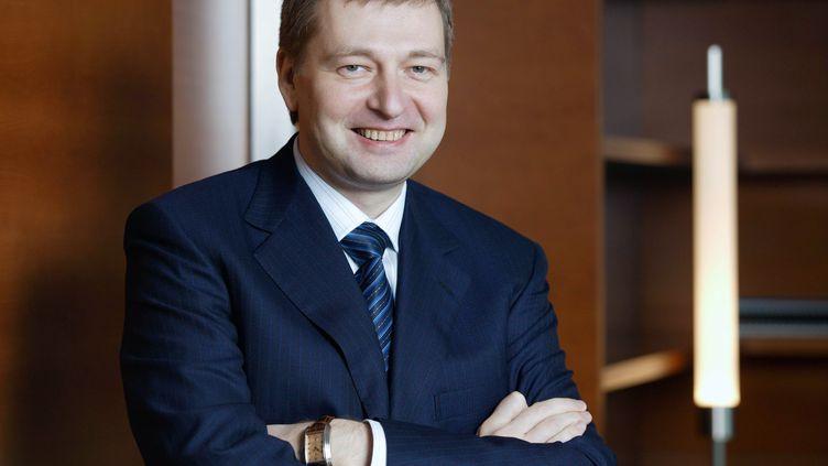 Dmitry Rybolovlev, l'homme d'affaires russe qui s'apprête à prendre le contrôle de l'AS Monaco. (RIA NOVOSTI / AFP)