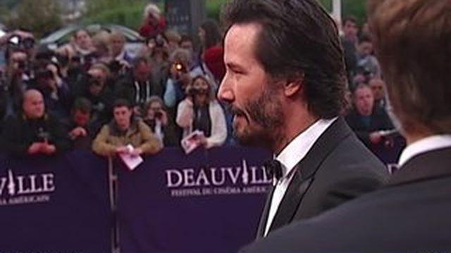 Le festival du film américain de Deauville s'est ouvert