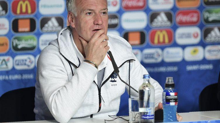 Le sélectionneur des Bleus Didier Deschamps (HANDOUT / UEFA)