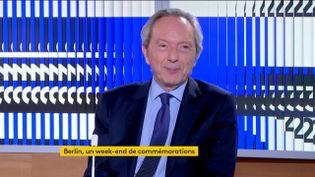 Bernard Volker (FRANCEINFO)
