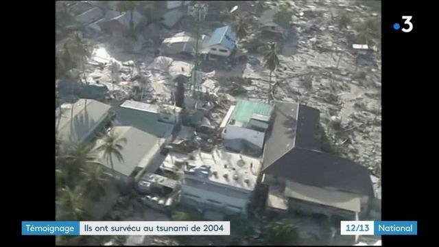 Tsunami de 2004 : ils ont survécu à la catastrophe