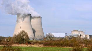 La centrale nucléaire de Belleville-sur-Loire (Cher). (ALAIN JOCARD / AFP)