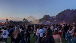 Covid-19 : comment contrôler les rassemblements massifs ? (France 2)